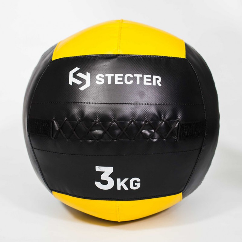 Медбол Stecter 3 кг 2206