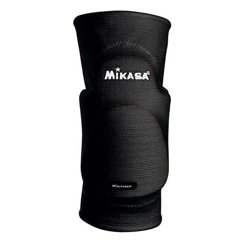 Наколенники волейбольные Mikasa MT6-049, размер Senior, черные