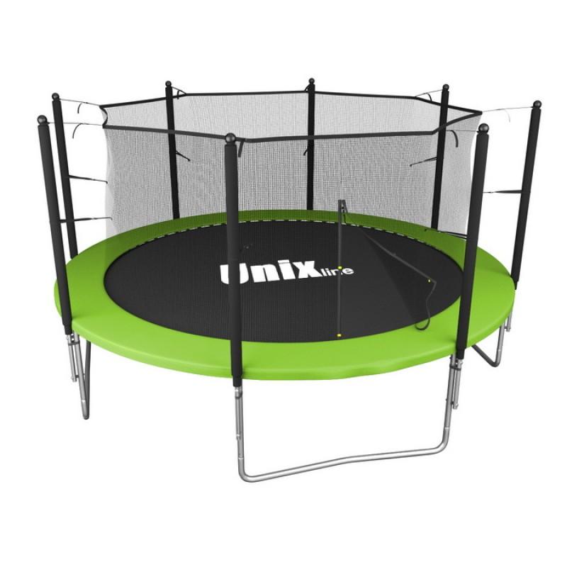 Батут Unix line Simple 10 ft Green (inside) TRSI10ING