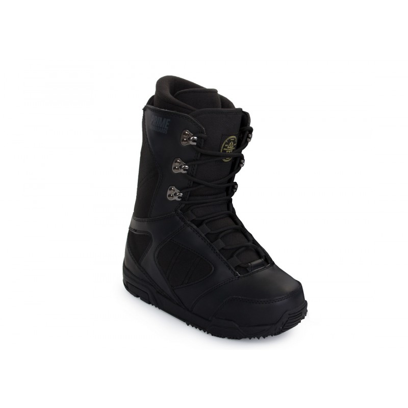 Ботинки для сноуборда Prime Rover V1.0 черный