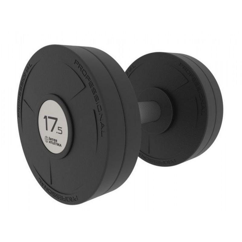 Гантель 17,5 кг Interatletika ST555.17,5
