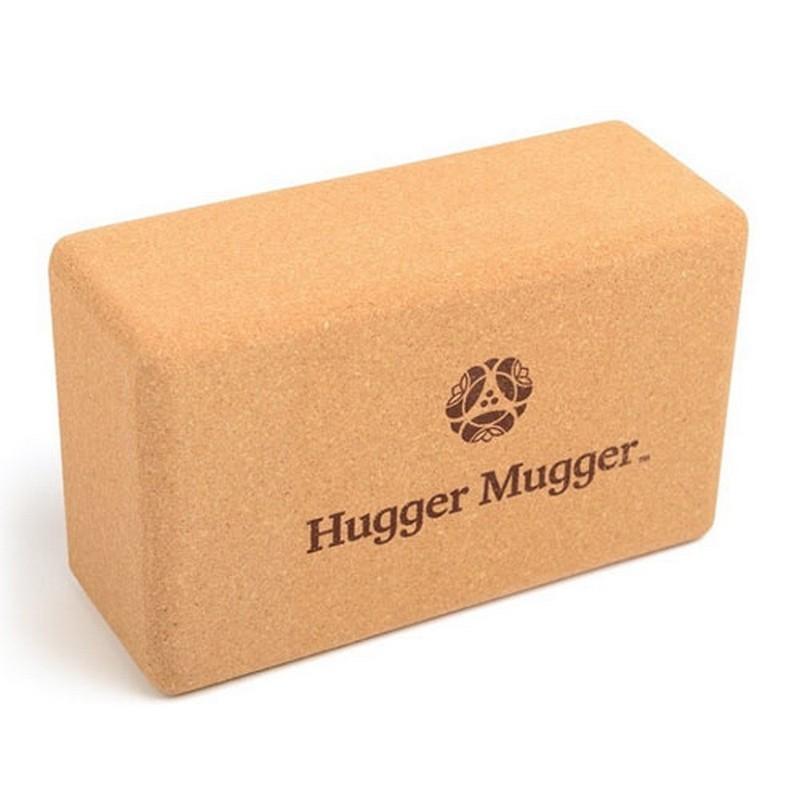 Блок для йоги Hugger Mugger пробка 3,5 Cork Block