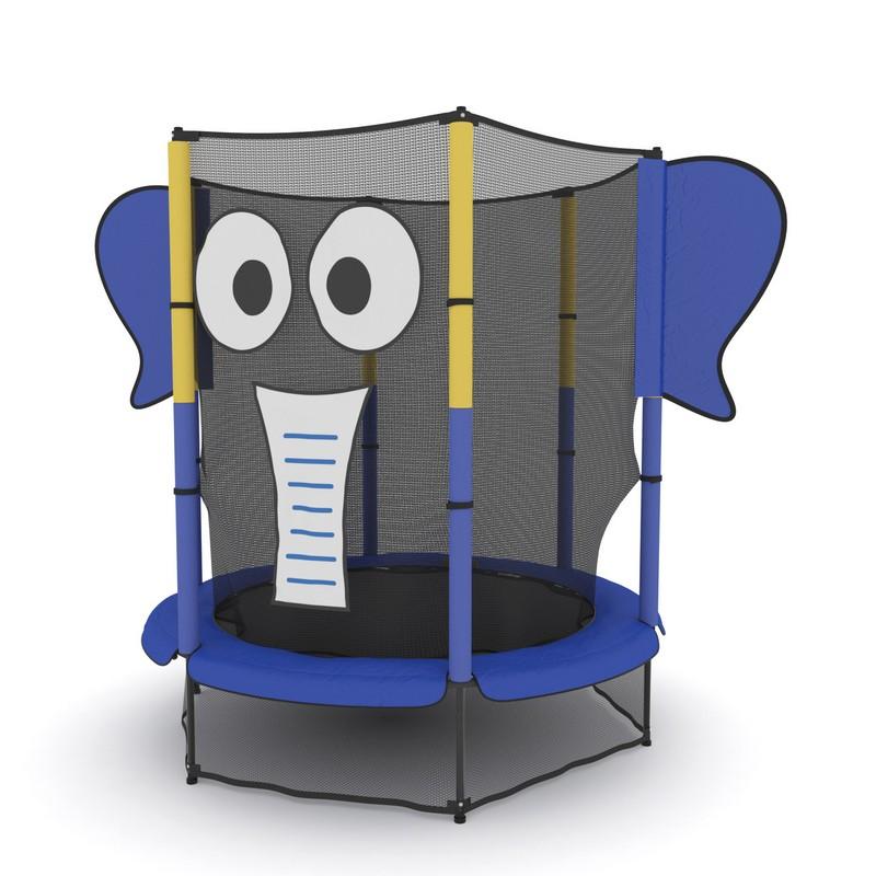 Батут Unix 4.6 ft Elephant (140 cm) TR46ELE