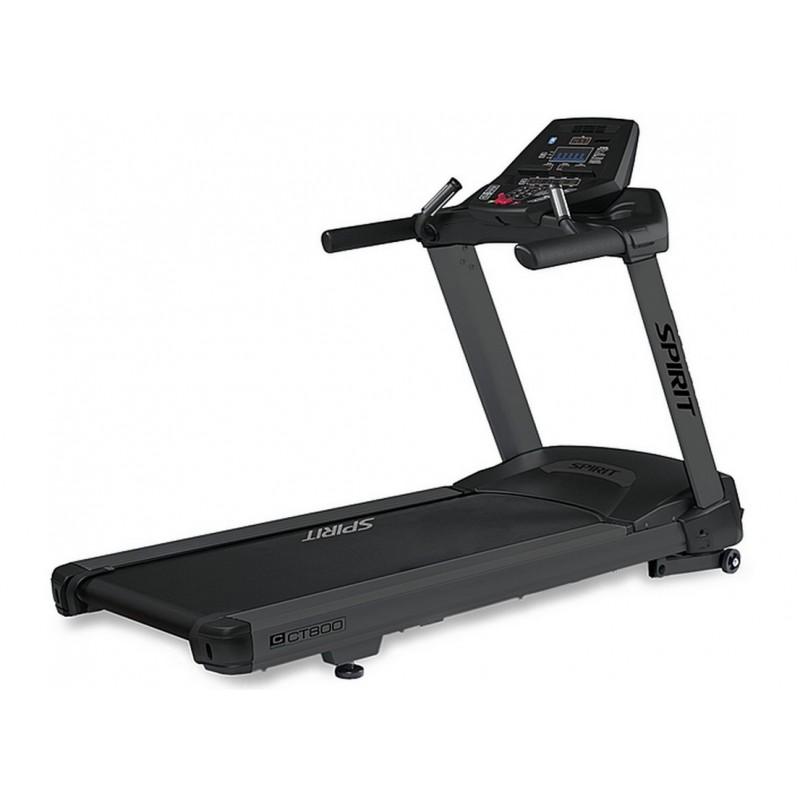 Беговая дорожка Spirit Fitness CT800 Graphite gray