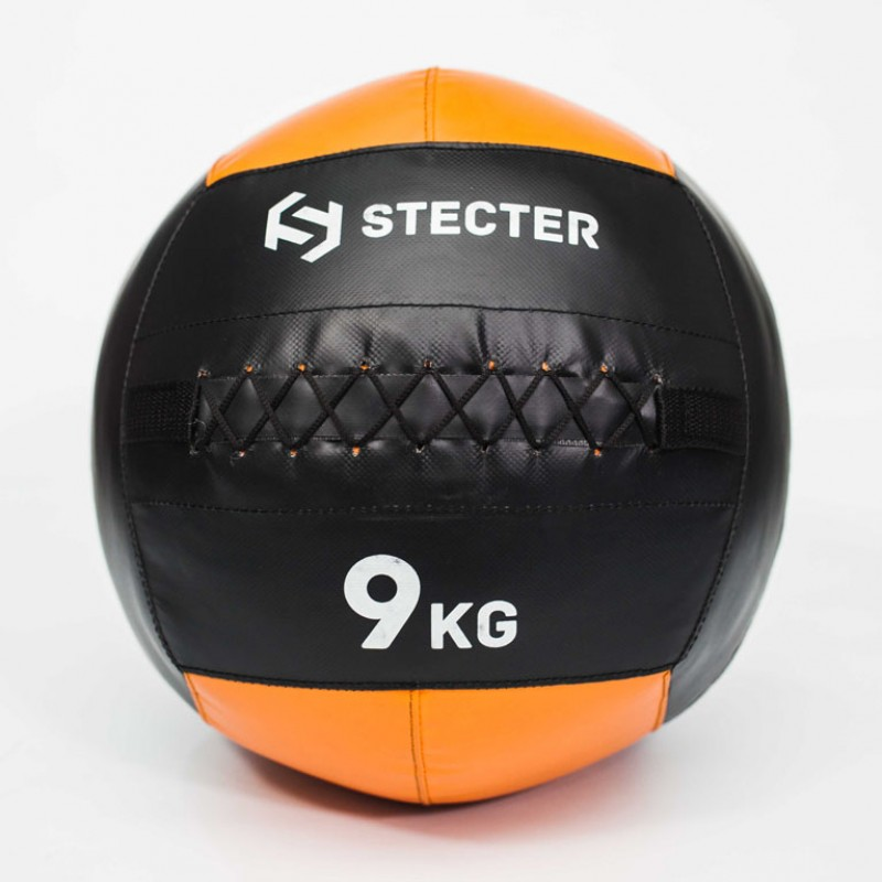 Медбол Stecter 9 кг 2156
