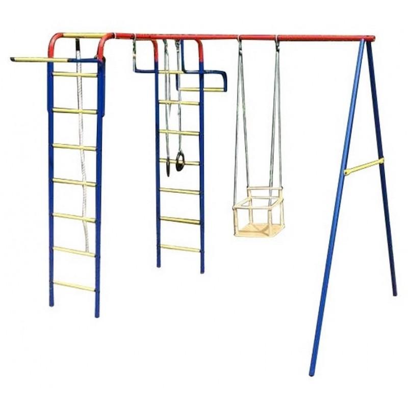 Детский спортивный комплекс Пионер дачный, мини (без подвеса)