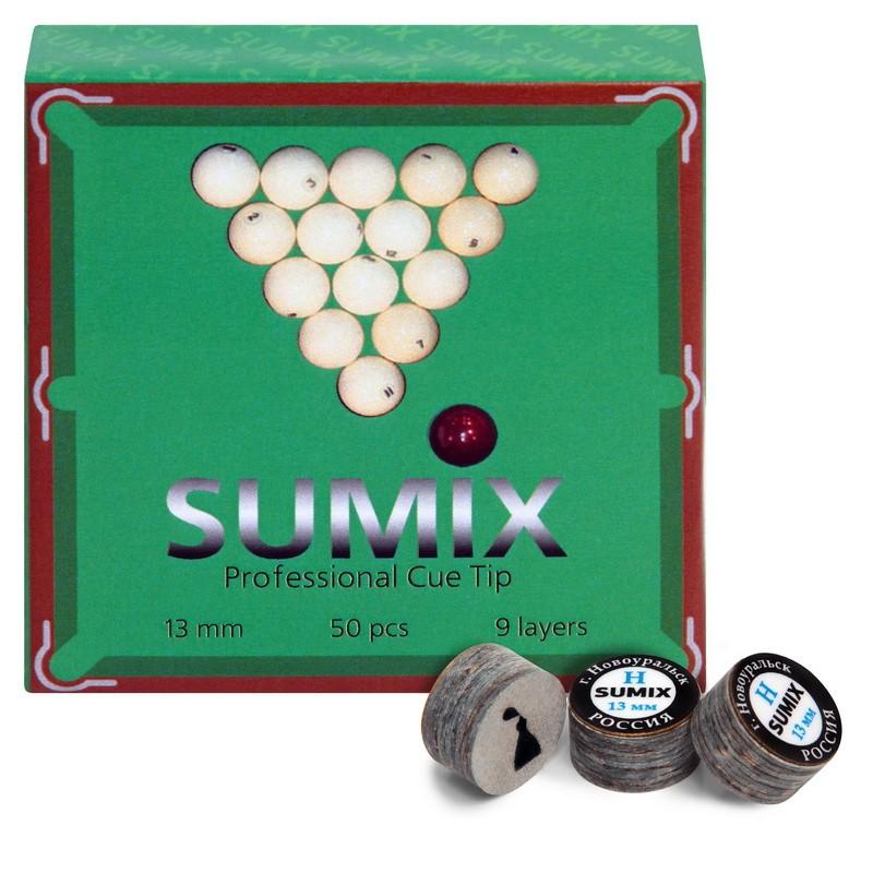 Наклейка для кия Sumix ?13мм Hard 1шт. 12051