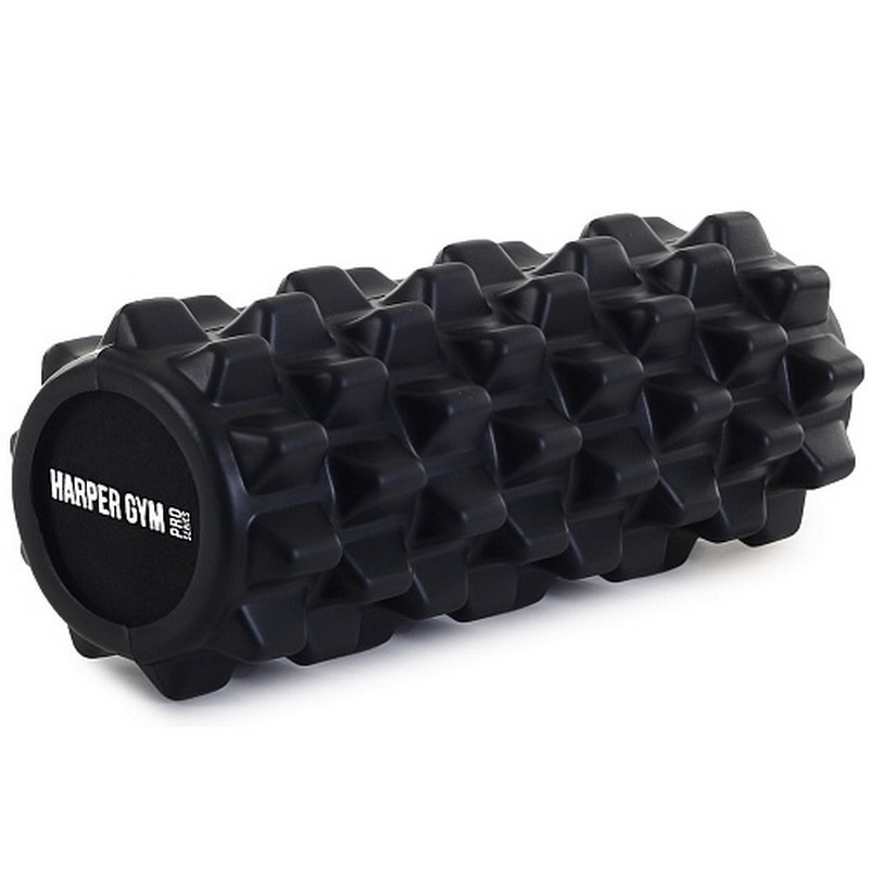 Цилиндр для фитнеса/йоги Harper Gym NT7183L рельефный ?12см х 32 см