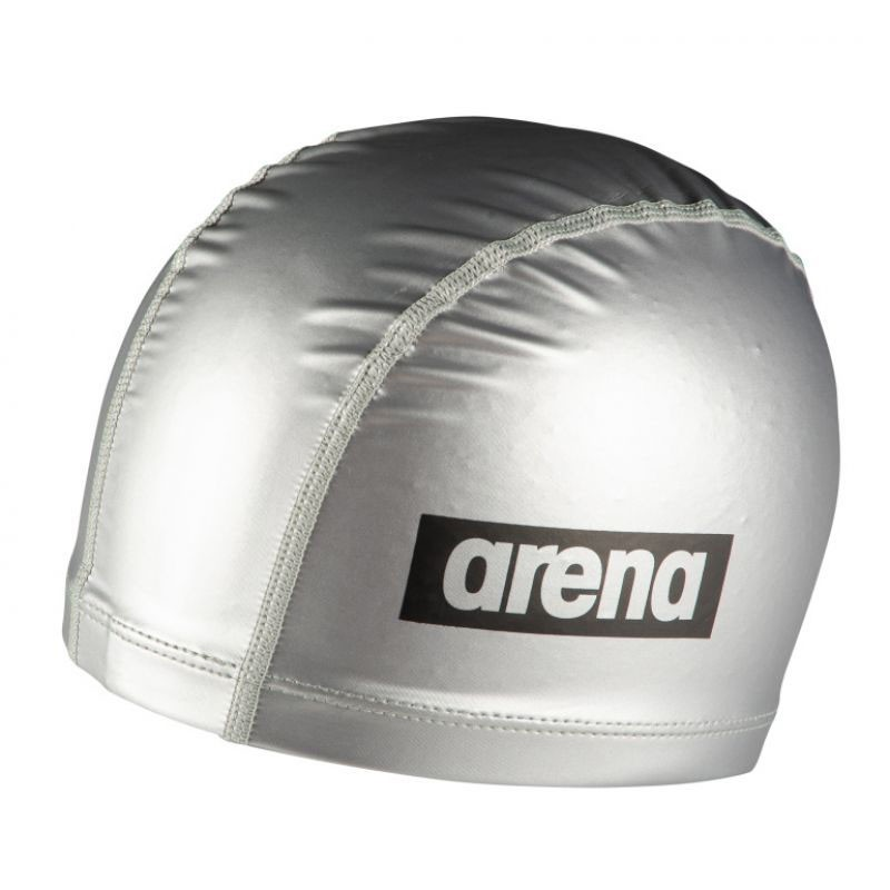 Шапочка для плавания Arena Light Sensation II 002382100, серебристый