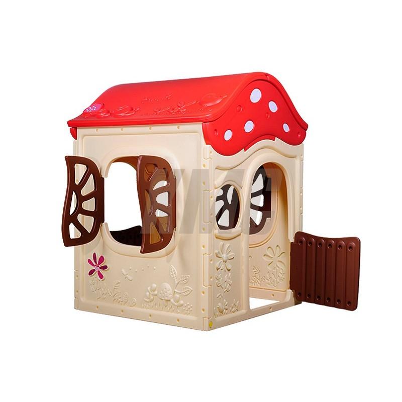 Детский игровой домик пластиковый Ching-Ching ОТ-14