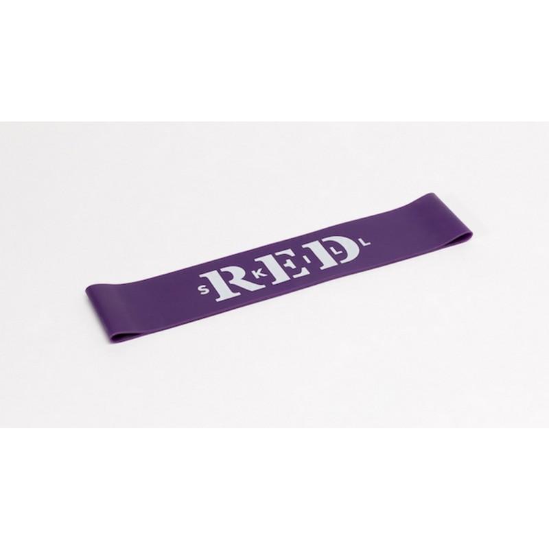 Резиновая лента RED Skill фиолетовая #5