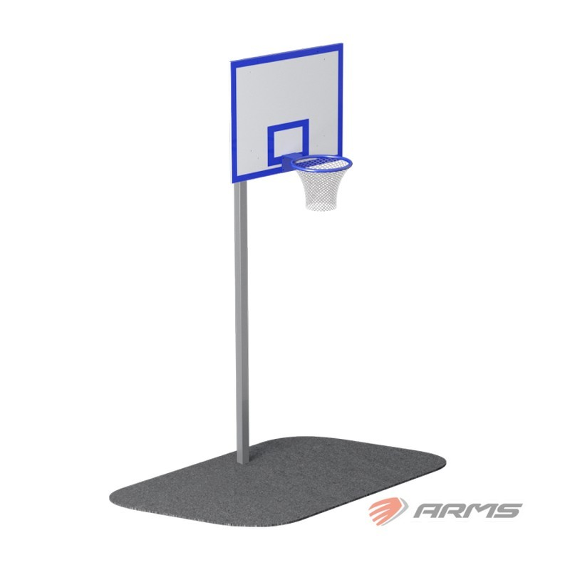 Стойка баскетбольная ARMS ARMS081.1