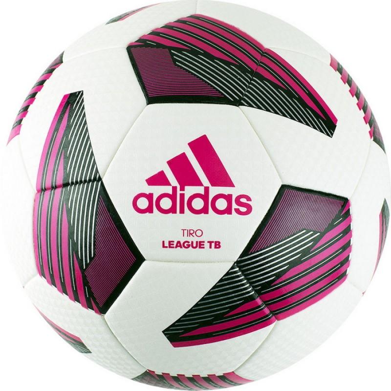 Мяч футбольный Adidas Tiro Lge Tb FS0375, р.4