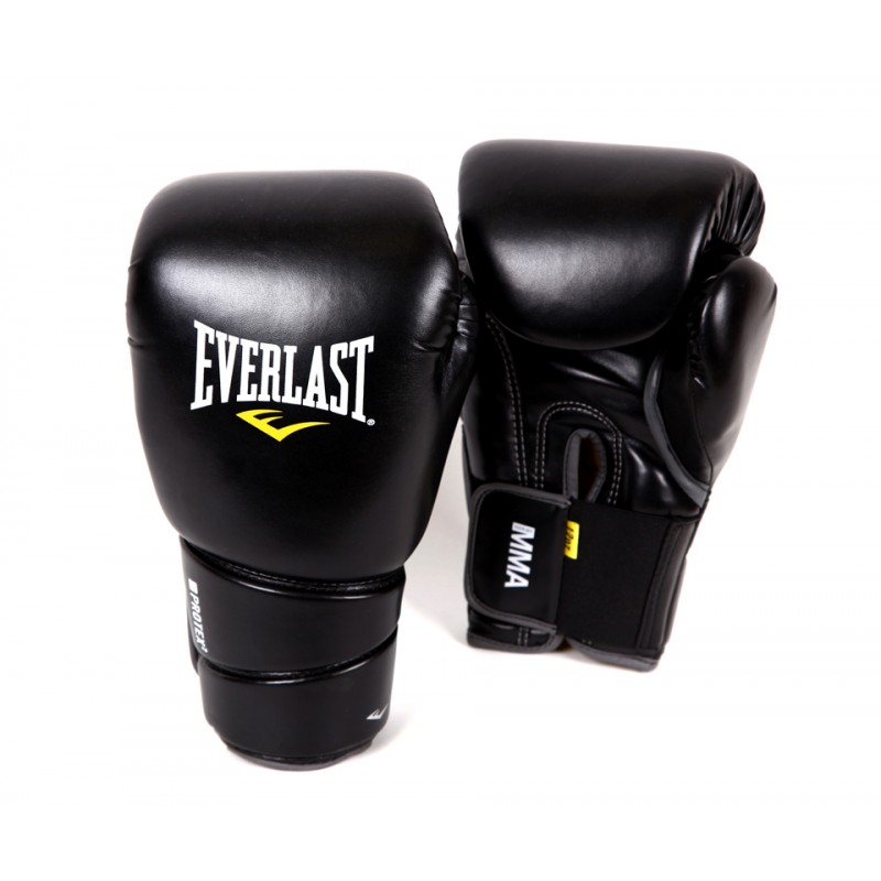 Боксерские перчатки Everlast Protex2 Muay Thai 12oz 7352