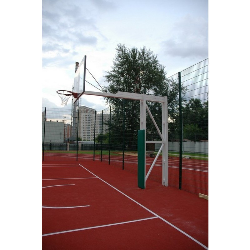 Стойка стационарная Atlet вынос 3,25 м для улицы IMP-A160 (без щита)