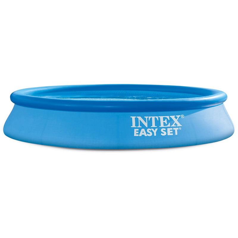 Бассейн надувной 305х61см + фильтр-насос 1250 л/ч Intex 28118