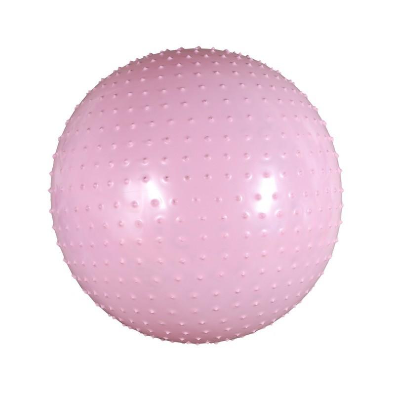 Мяч массажный Body Form BF-MB01 D=75 см розовый