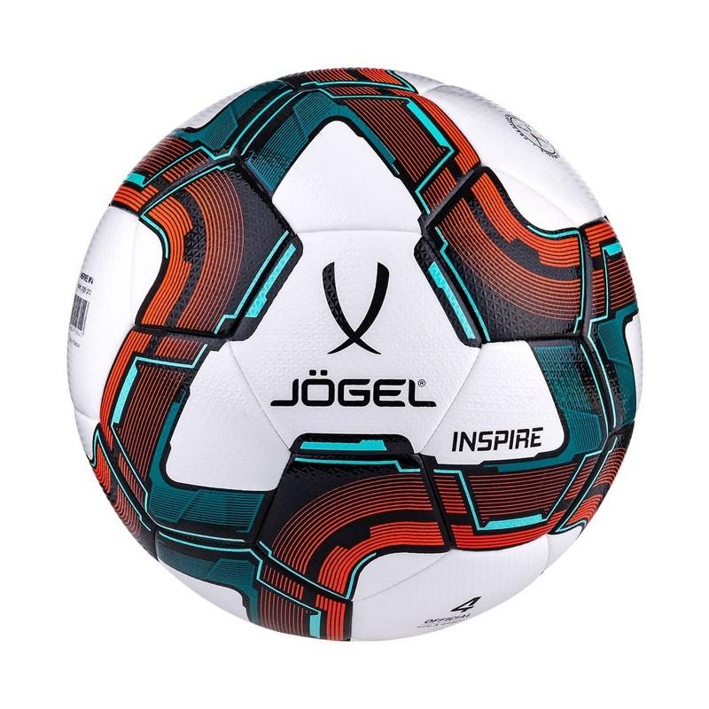 Мяч футзальный J?gel Inspire №4, белый (BC20)