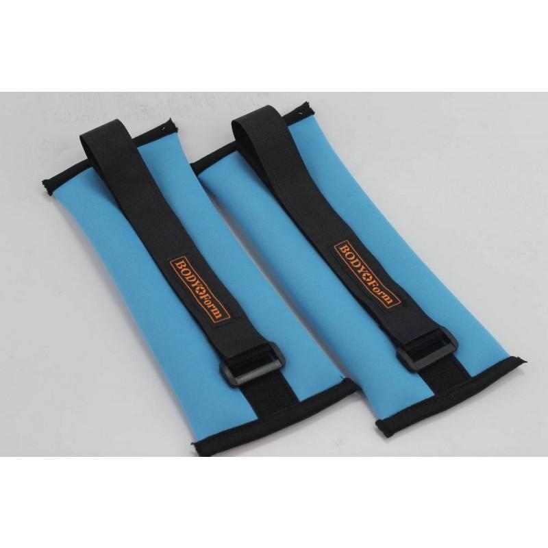 Утяжелитель неопреновый 2x0,3кг Body Form BF-WUN02 голубой