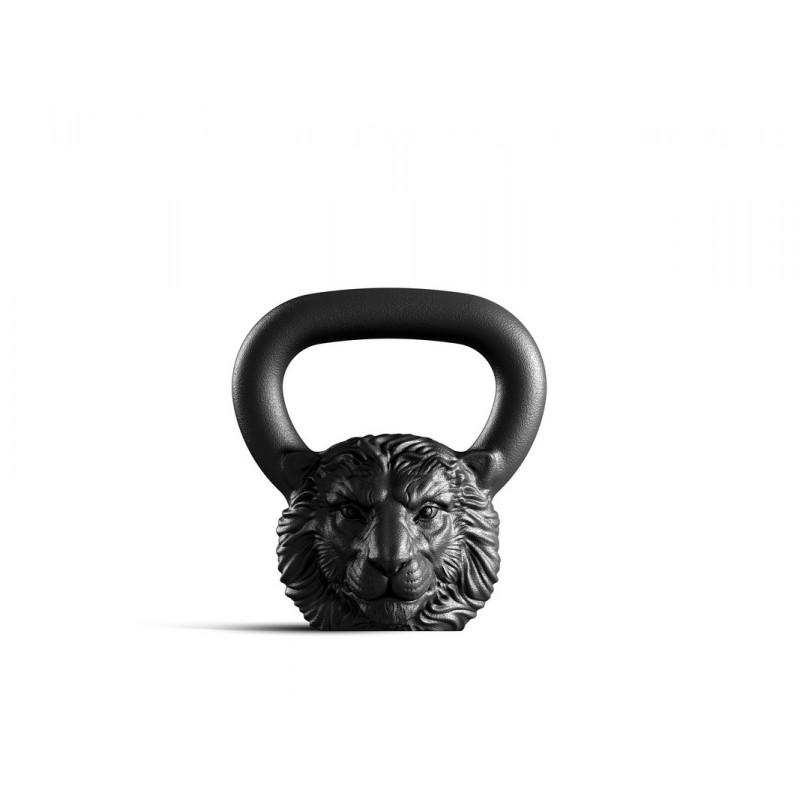 Гиря 8,0 кг Iron Head Лев