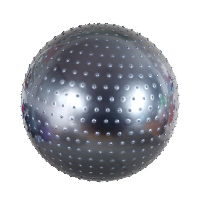Мяч массажный Body Form BF-MB01 D=75 см графитовый