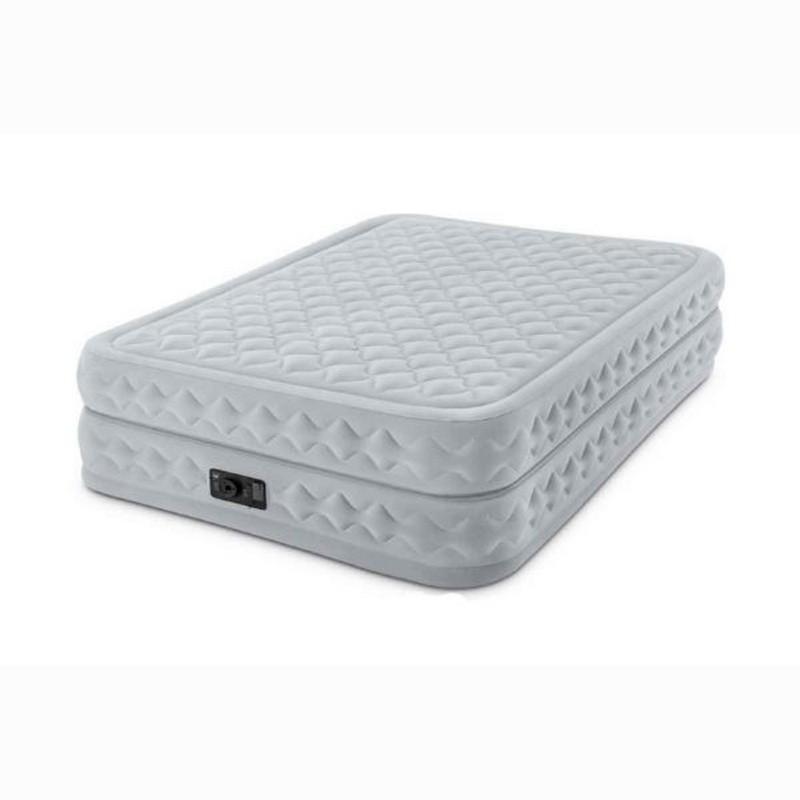 Надувная кровать Intex Supreme Air-Flow Bed 152х203х51см, встроенный насос 220V 64490