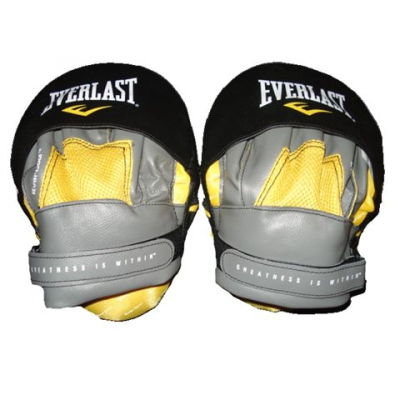 Лапы изогнутые Everlast mantis punch mitts 410001U (Пара)