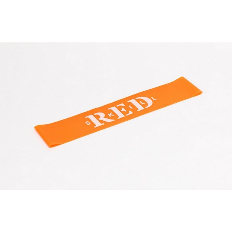 Резиновая лента RED Skill оранжевая #1