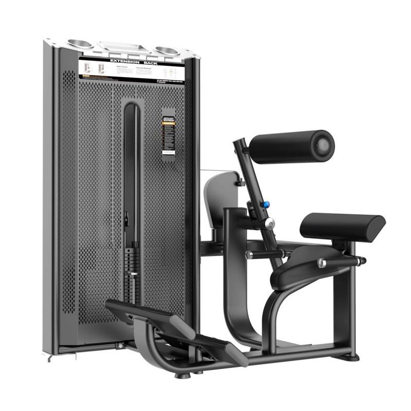 Разгибание спины (Back Extension) DHZ Kurtsyn Gym E-7031A