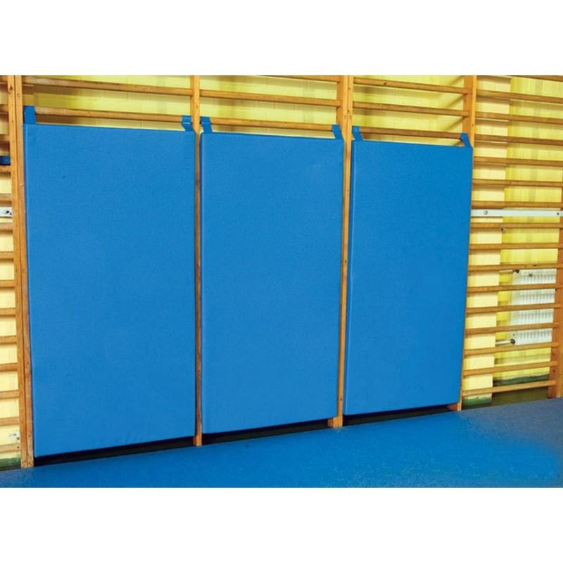 Мат-протектор для стенки гимнастической ФСИ 140х60х6 см, тент, 8420