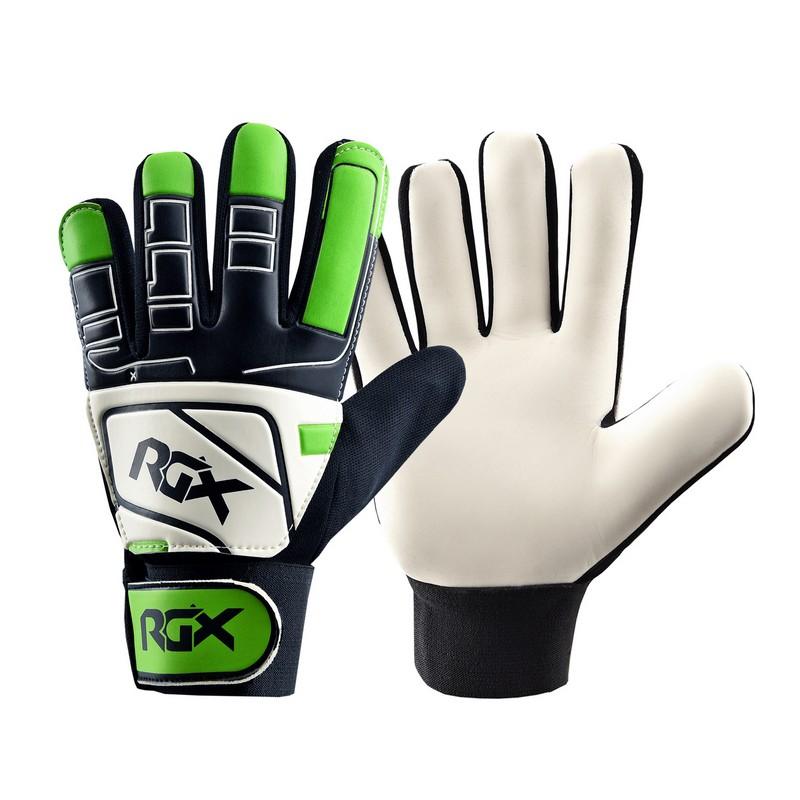 Перчатки вратаря RGX RGX-GFB04 White/Black/Green