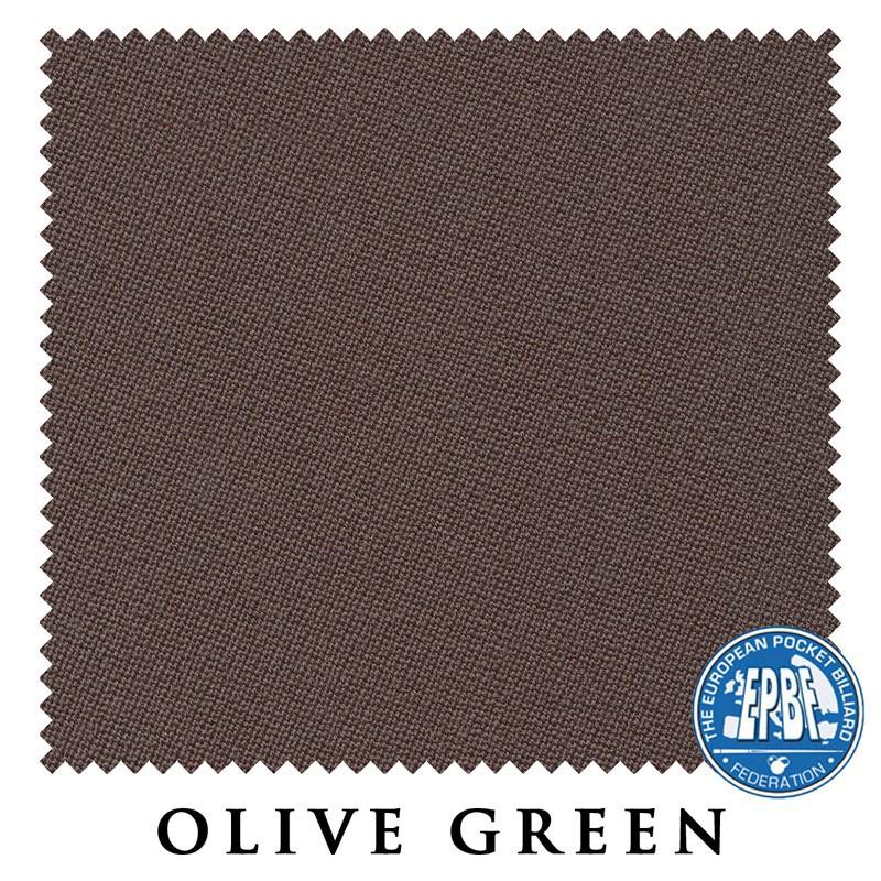 Сукно Iwan Simonis 860 198см 00173 Olive Green