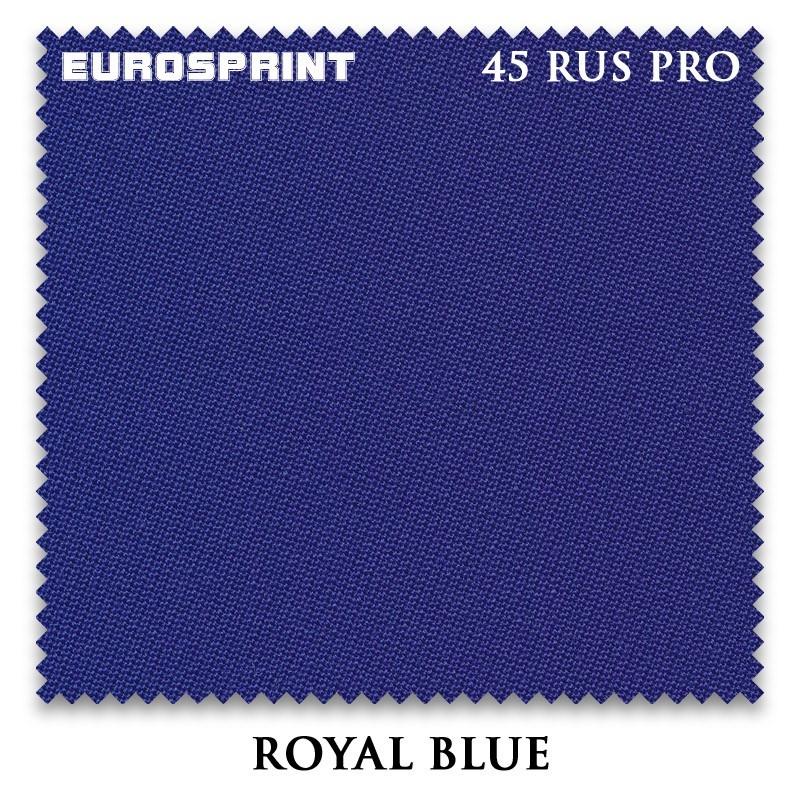 Сукно Eurosprint 45 Rus Pro 198см Royal Blue