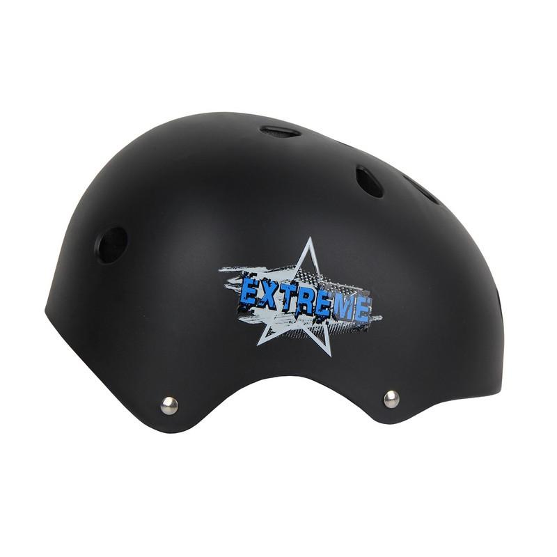 Шлем детский WX-1BPP Black/Blue