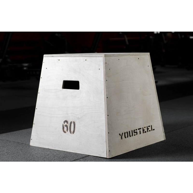 Тумба трапециевидная YouSteel 60см, фанера
