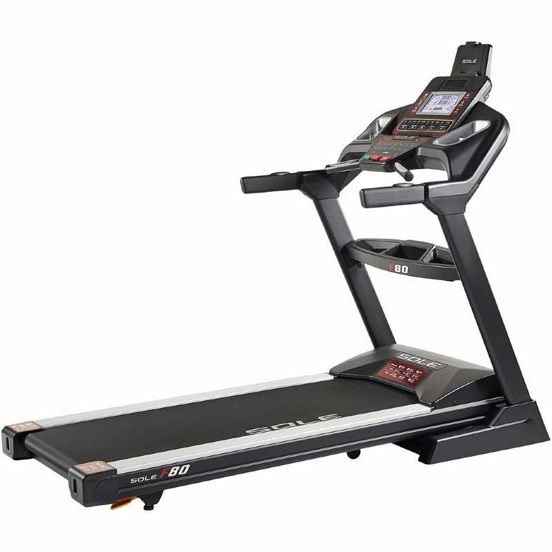 Беговая дорожка Sole Fitness F80 2019