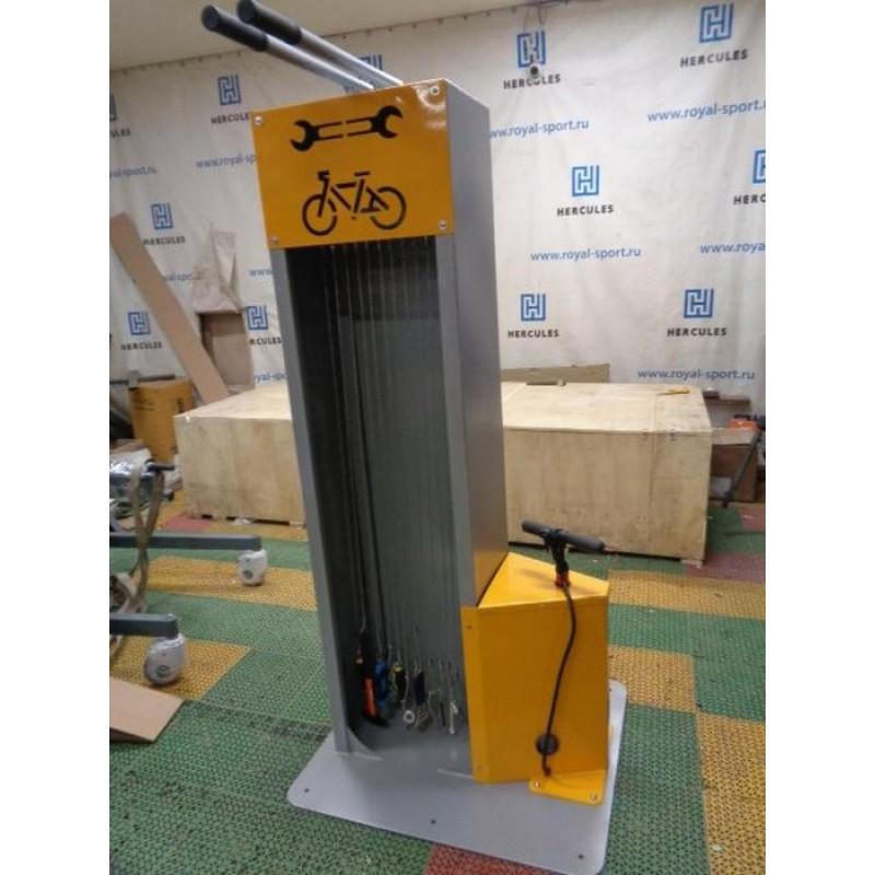 Сервис-станция для велосипедов Большая Hercules 33616