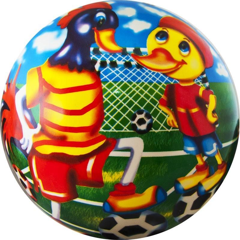 Мяч детский Palmon Веселый футбол DS-PP 133