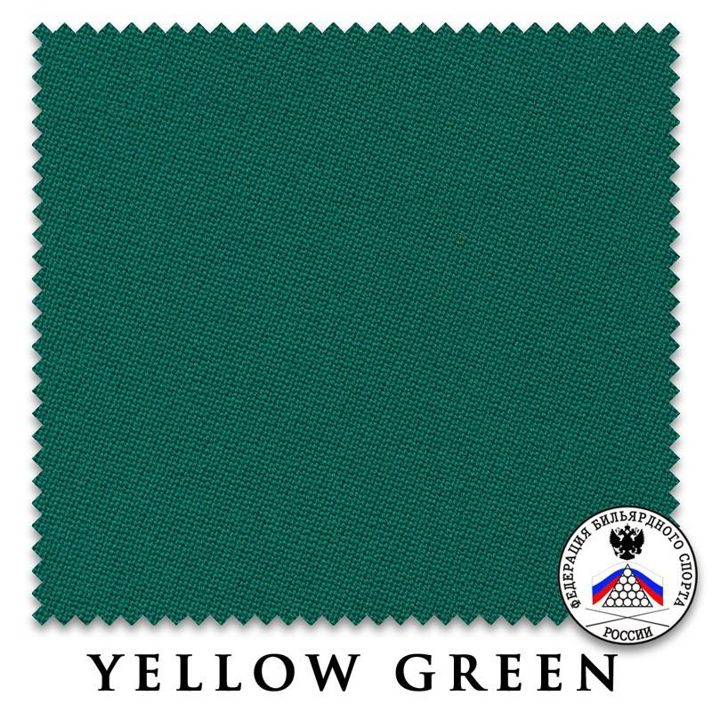 Сукно Iwan Simonis 760 206см 00306 Yellow Green
