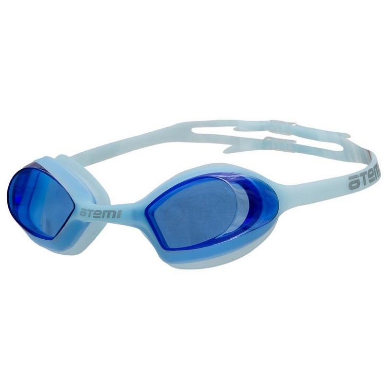 Очки для плавания Atemi N8203 синий