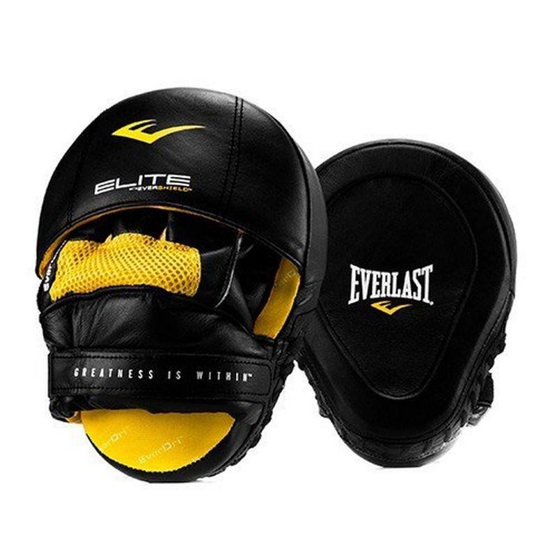Лапы Everlast Pro Elite Leather Mantis P00000700