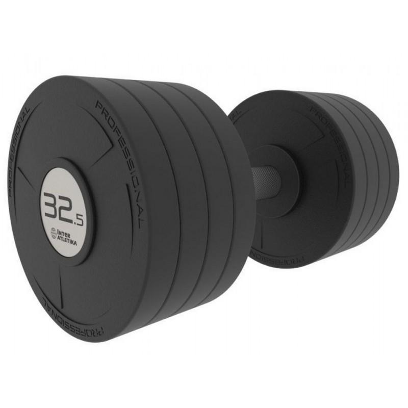 Гантель 32,5 кг Interatletika ST555.32,5-Р