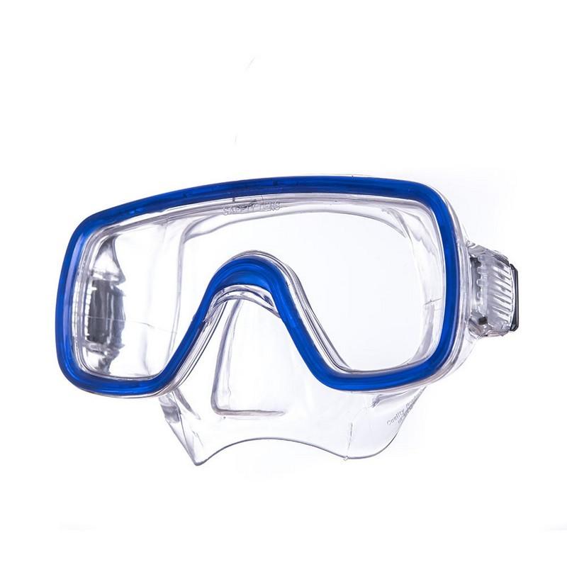 Маска для плавания Salvas Domino Sr Mask CA150C1TBSTH синий