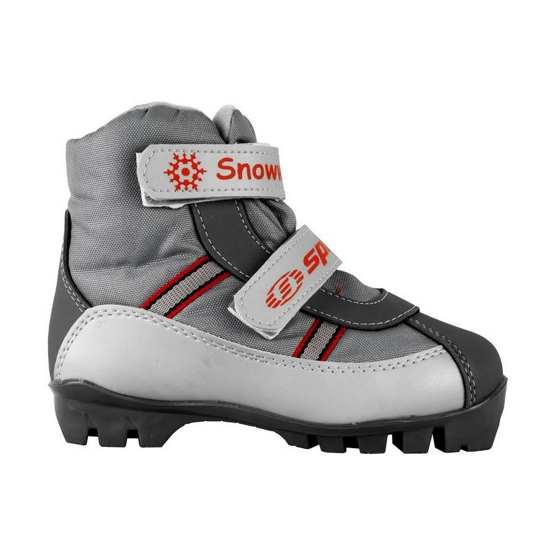 Лыжные ботинки NNN Spine Baby 101
