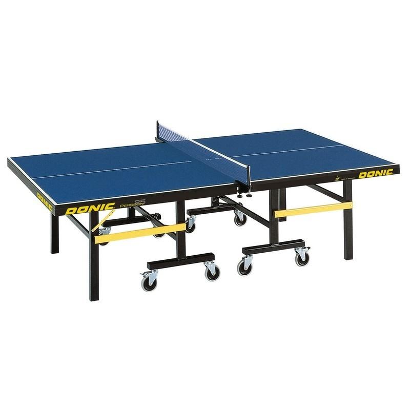 Теннисный стол Donic Persson 25 без сетки 400220-B blue