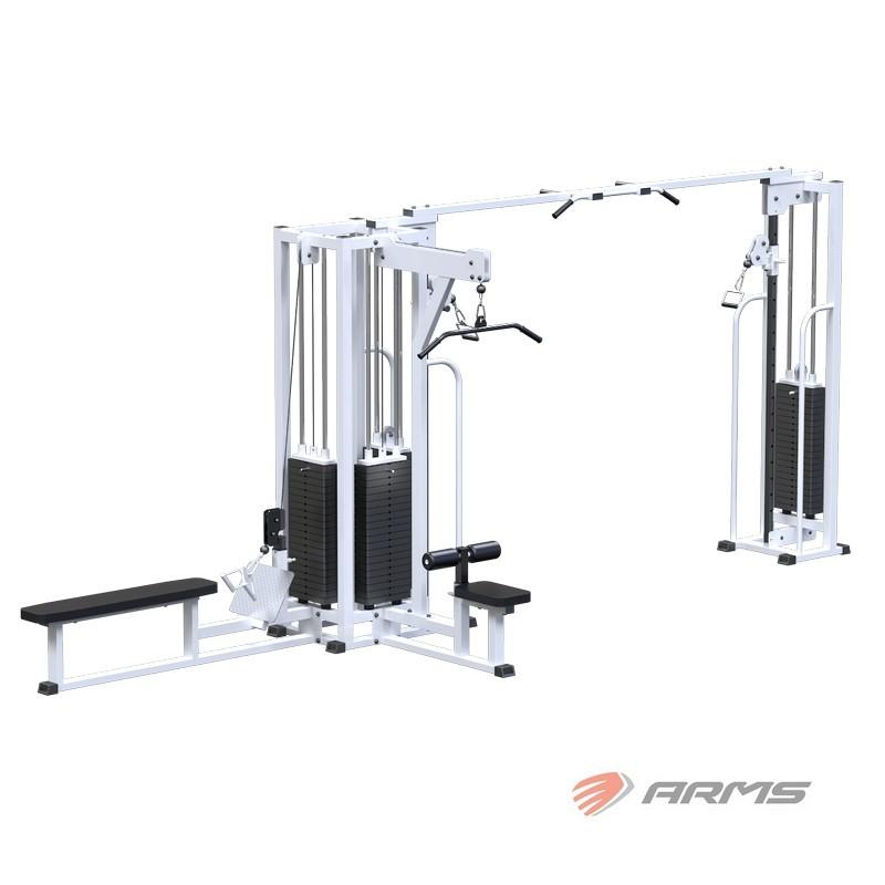 Блочная станция регулируемая ARMS (стек 4х100) AR092х4х100
