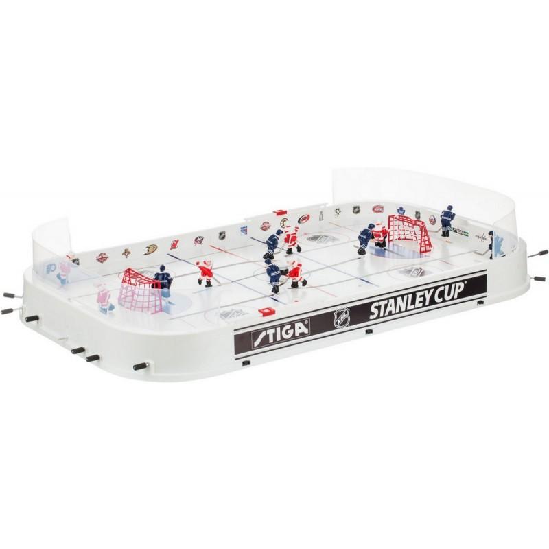Настольный хоккей Stiga Stanley Cup 95x49x16 см, 59.001.03.0 цветной