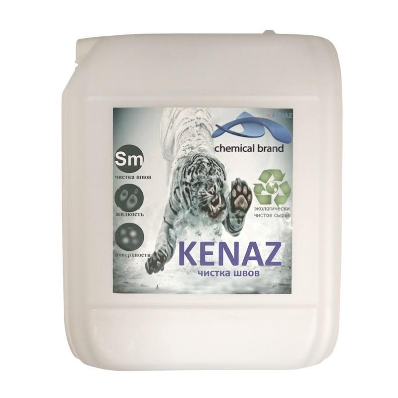 Кеназ Kenaz чистка швов 5л