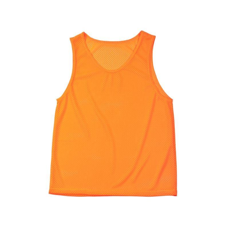 Манишка сетчатая односторонняя Body Form юношеская AC-MSU-06 оранжевый