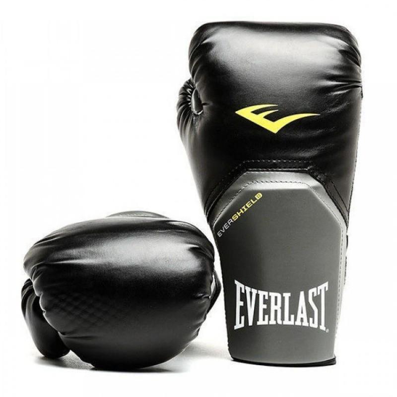 Перчатки тренировочные Everlast Elite ProStyle 16oz P00001202 черный